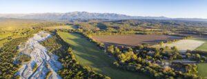 Estancia Zarate Argentina - Aerial View