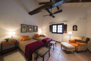 Estancia Zarate, Argentina - Bedroom