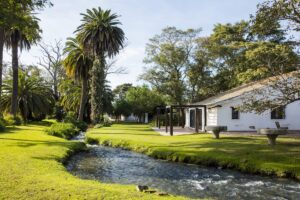 Estancia Zarate, Argentina - River