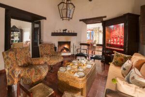 Estancia Zarate, Argentina - Sitting Room