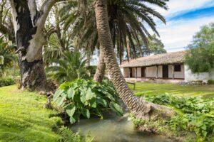 Estancia Zarate, Argentina - Garden View