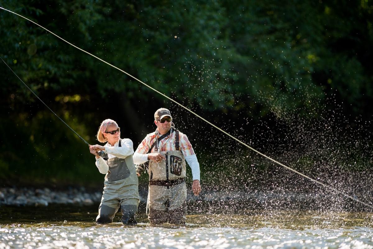 Tipiliuke, Argentina - Fly Fishing