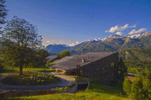 Uman Lodge, Chile - Exterior View