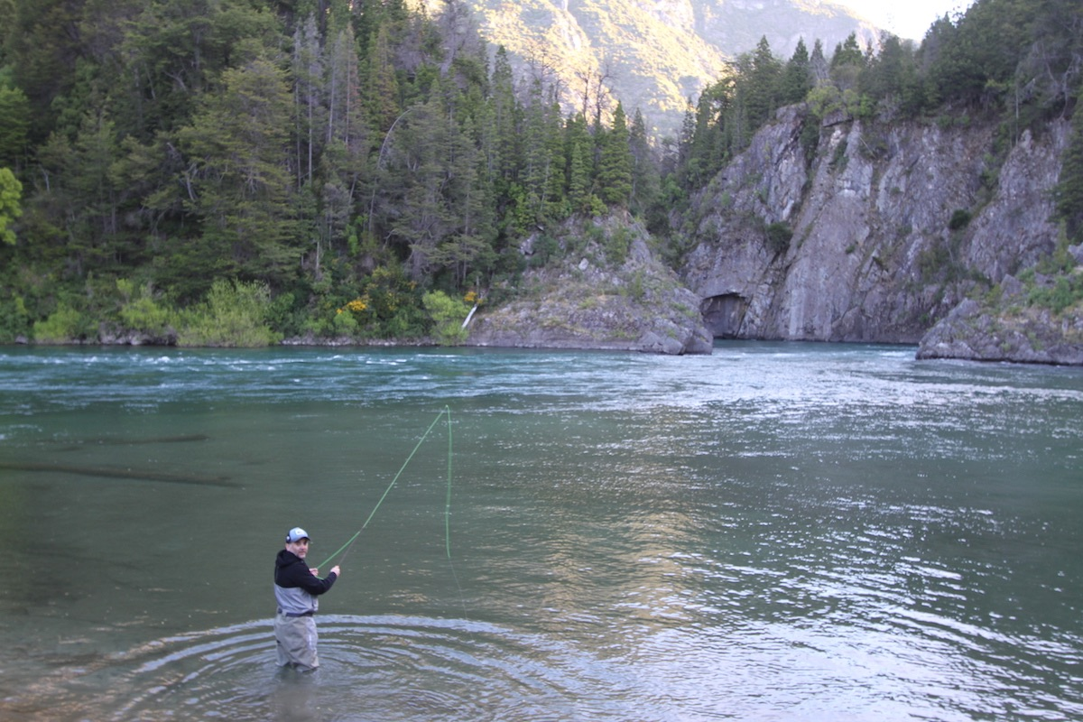 Uman Lodge, Chile - Fly-fishing