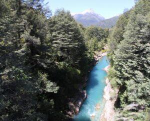 Uman Lodge, Chile - Tres Monjas & Rio Azul