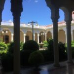 Nicaragua Museum Cloisters