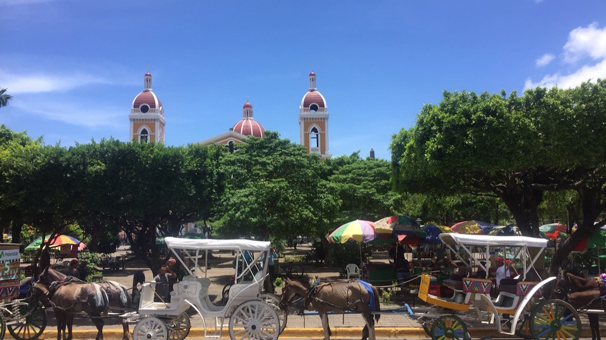 Granada, Nicaragua - Main Square