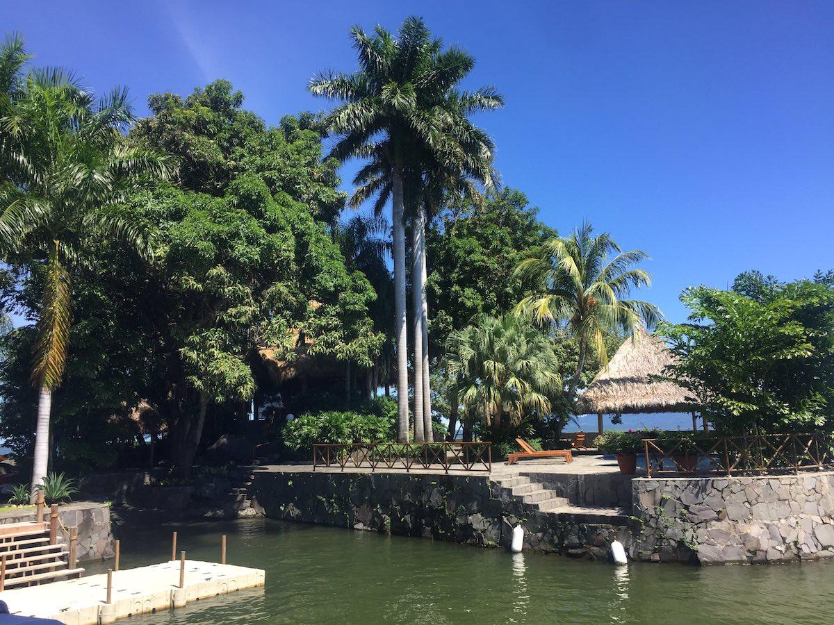 Pellas Private Island Lake Nicaragua - Jetty