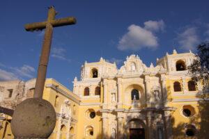 Antigua, Guatemala - Cathedral