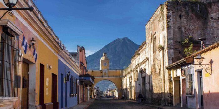Antigua, Guatemala - Clock Tower