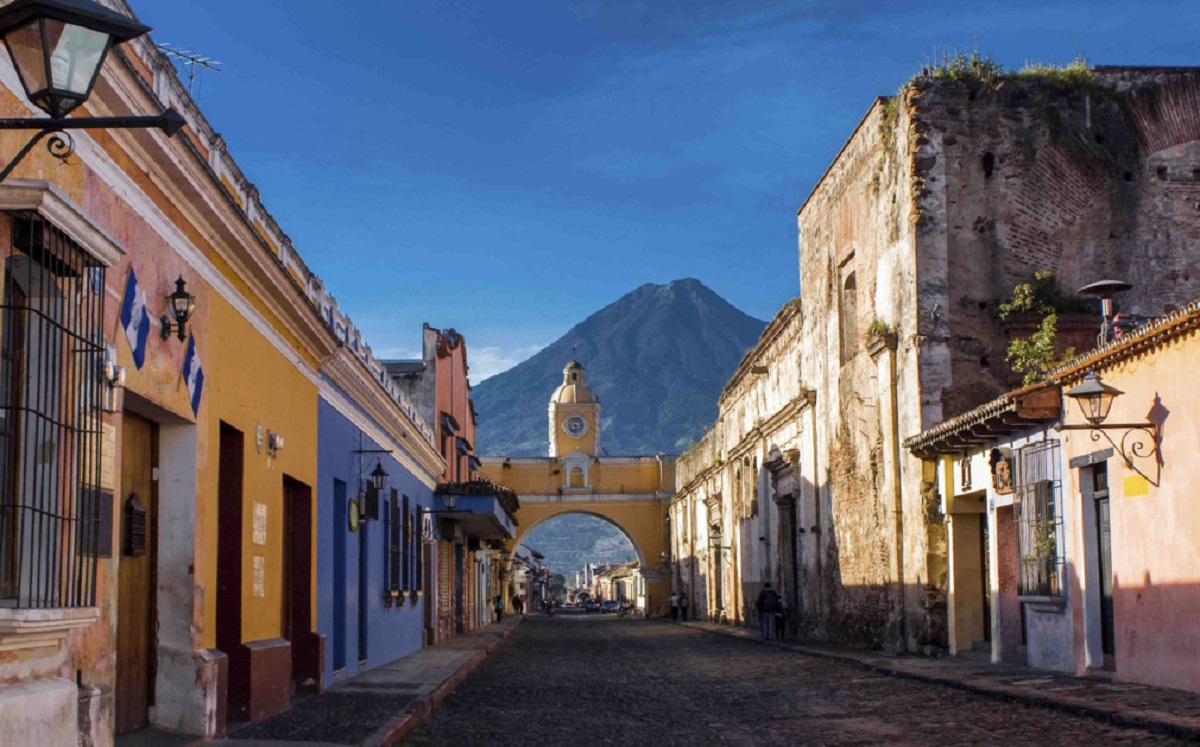 Explore Antigua by Bike | Guatemala