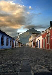 Antigua, Guatemala - Calle Empedrada