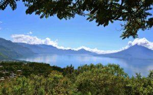 Lake Atitlan, Guatemala - Horizon