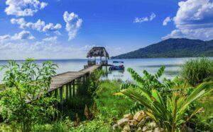 Lake Atitlan, Guatemala - Jetty