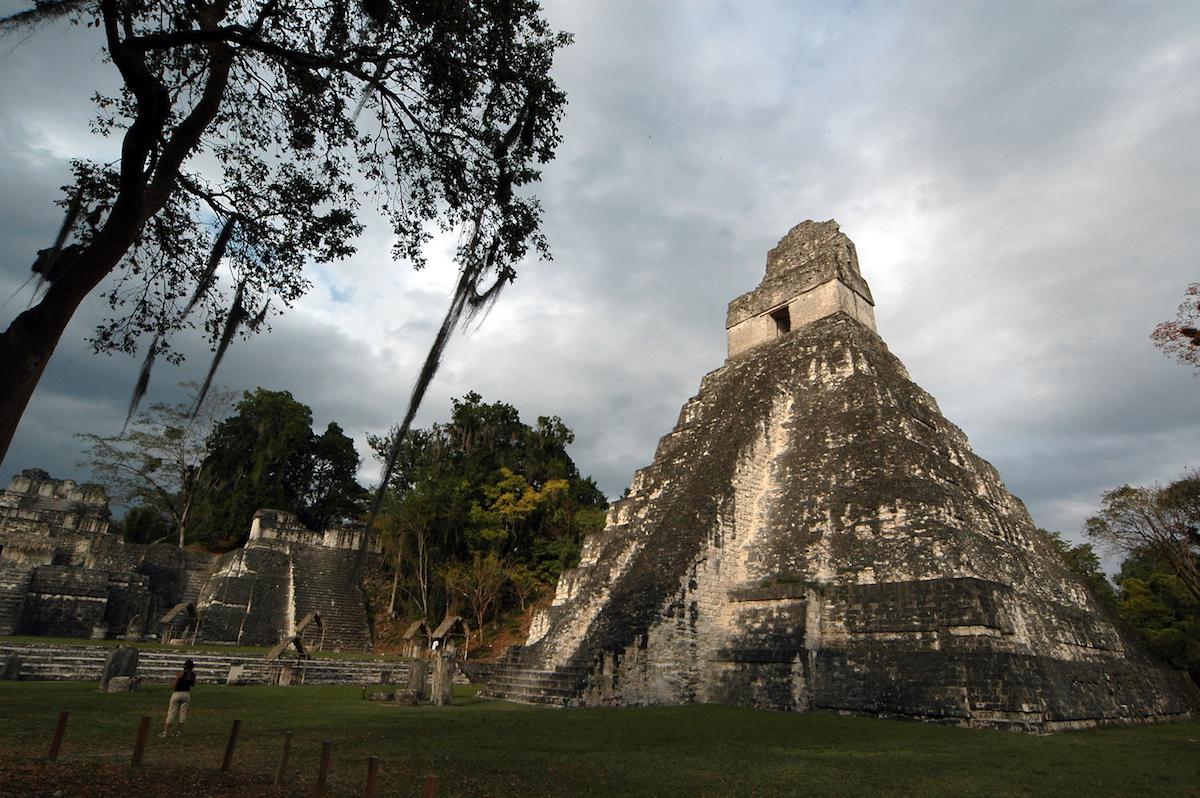 Tikal Mayan Ruins, Guatemala