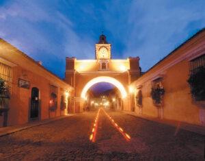 Antigua, Guatemala - Arco Santa Catalina