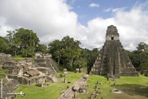 Templo Gran Jaguar, Tikal, Guatemala
