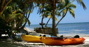 Belize Canoeing