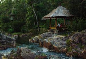 Blancaneaux, Belize - River View