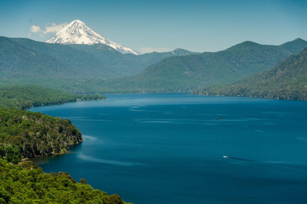 Caballadas Argentina Lago Quillen