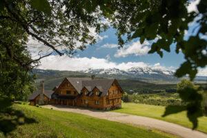 Caballadas Argentina Lodge Views