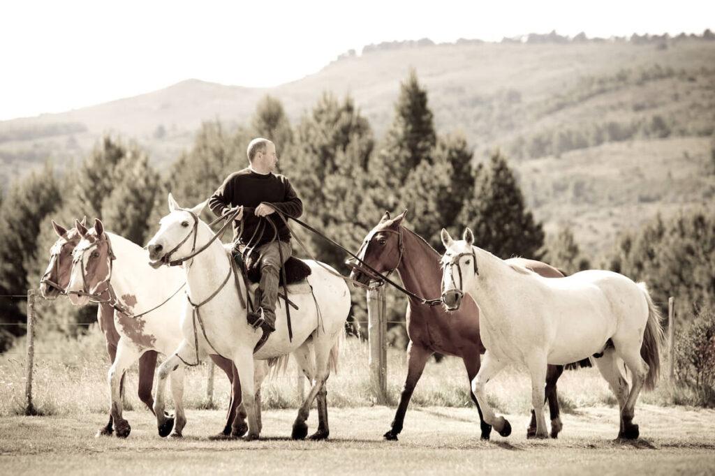 Caballadas Argentina Santiago Uriburu Riding Guide