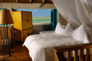 Casa Estrella, Cayo Espanto, Belize - Bedroom