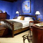 Casa Palopo, Lake Atitlan, Guatemala - Blue Room