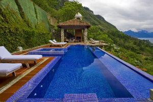 Casa Palopo, Lake Atitlan, Guatemala - Lap Pool