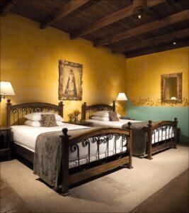 Casa Palopo, Lake Atitlan, Guatemala - Twin Room