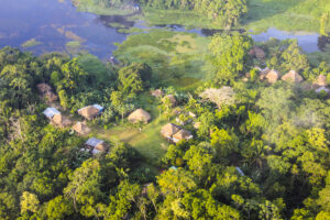 Panama Aerial View