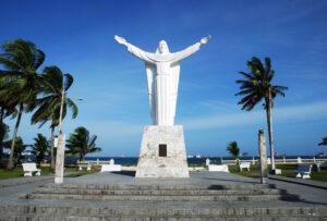 Panama Statue