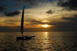 Sunset Sail, Belize