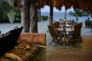 Turtle Inn, Placencia, Belize - Grill