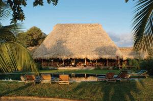 Turtle Inn, Placencia, Belize - Main House