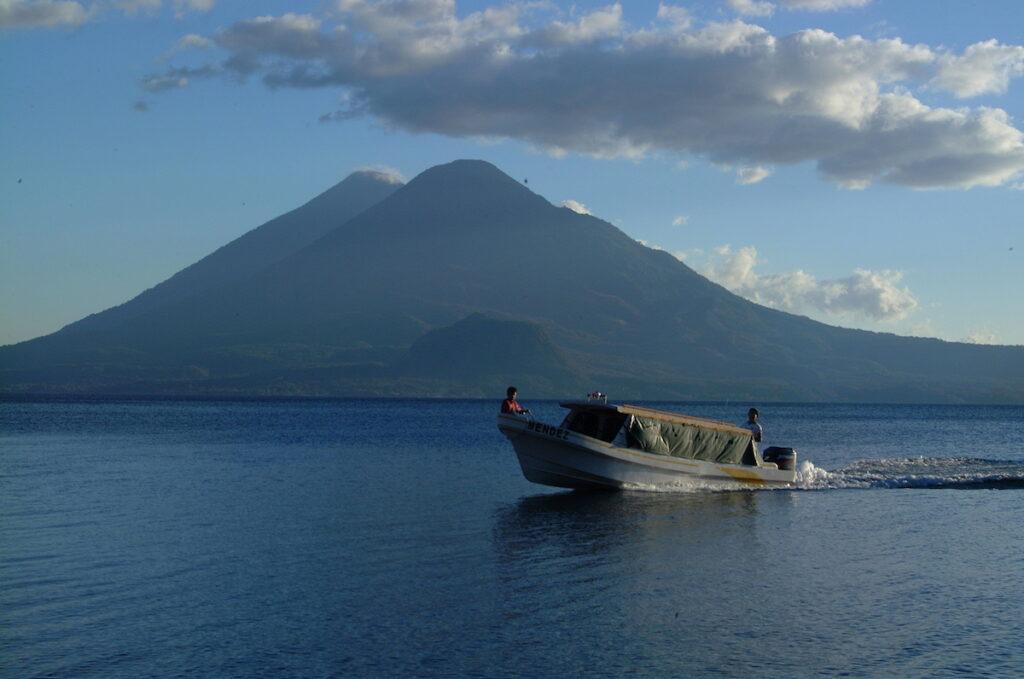 Lake Atitlan, Guatemala - Boat Trip