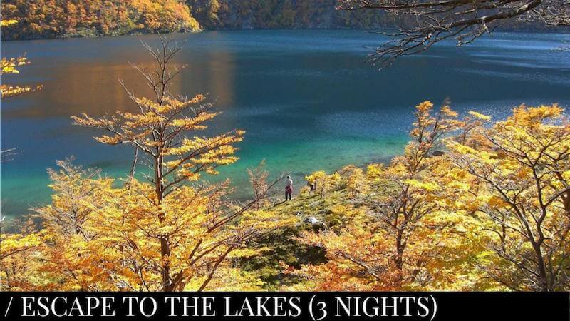Escape to the Lakes, 3 nights