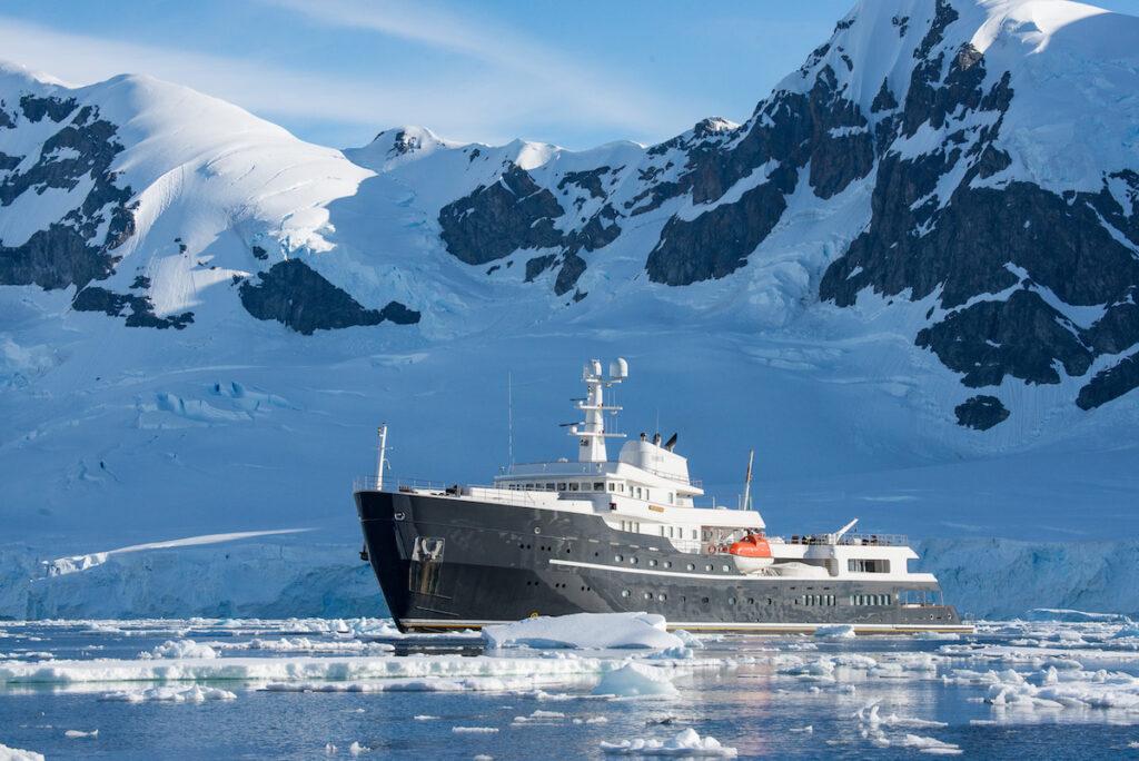 Antarctica Legend