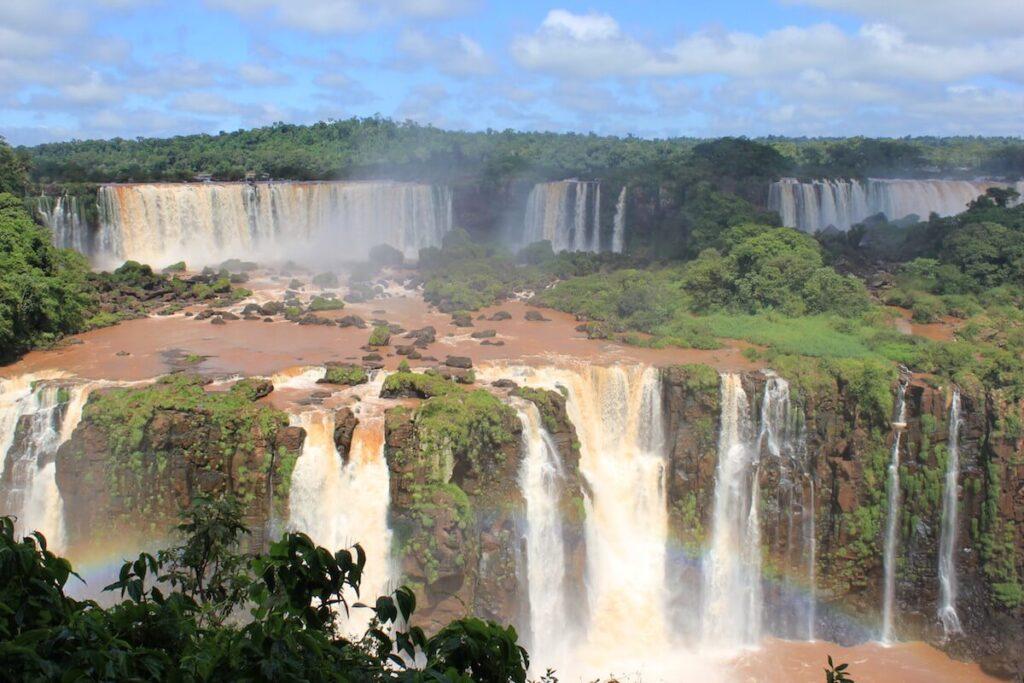 Kendall Iguazu Falls View