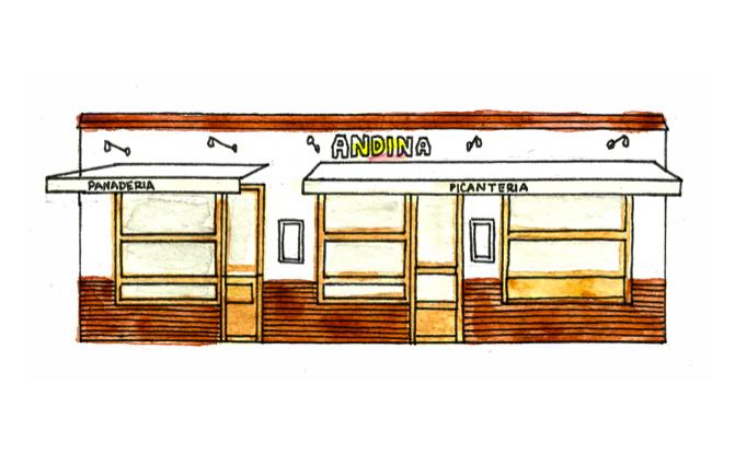 Andina Panaderia Food