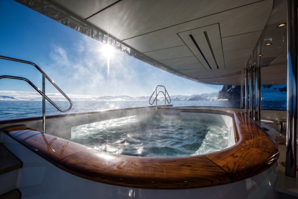 Legend Antarctica Hot Tub