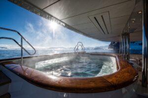 Legend Antarctica Hot Tub