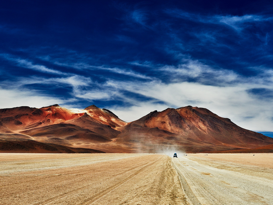 Laguna Colorada, Bolivia - Road Trip