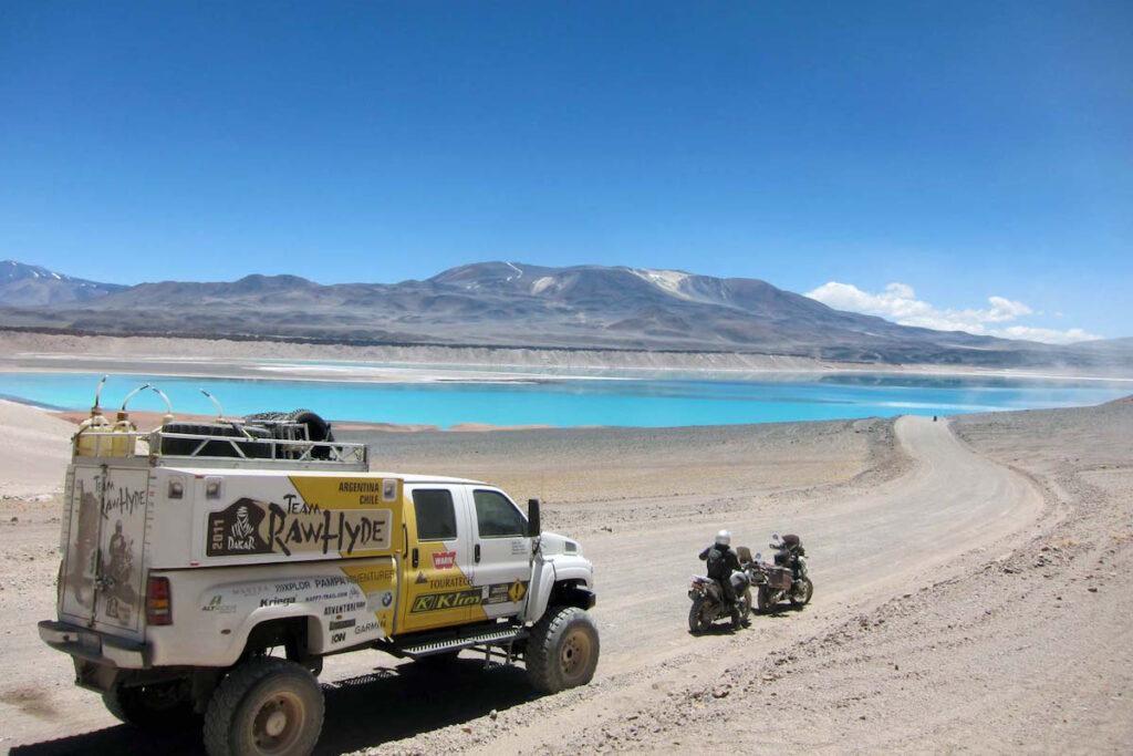 Dakar Rally Truck - Bolivia