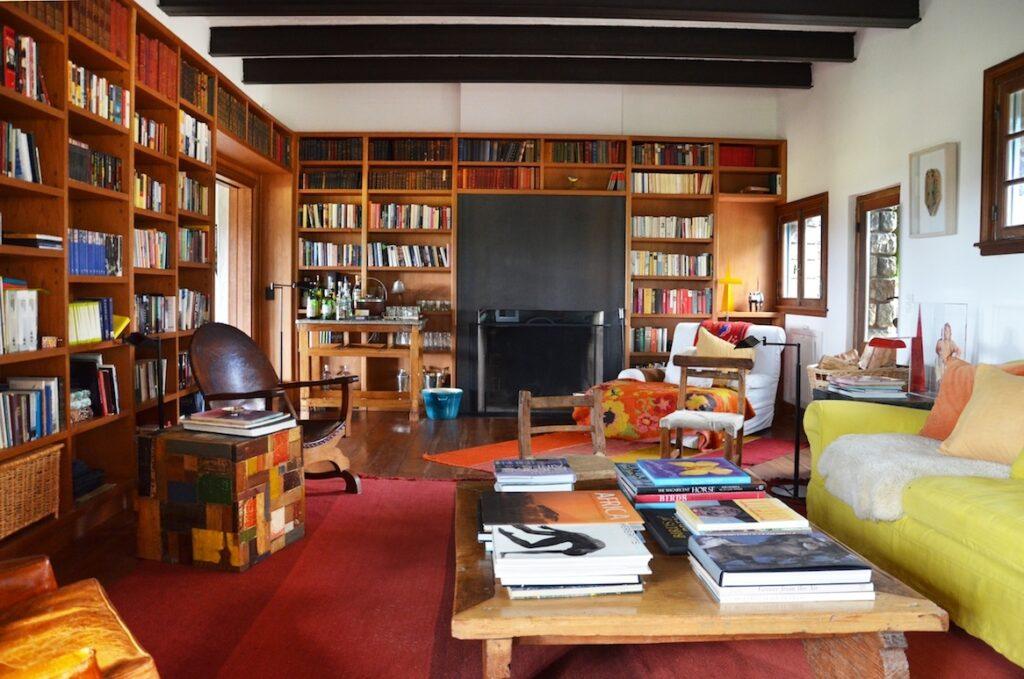 Estancia El Boqueron, Argentina - Library