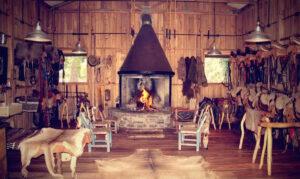 El Boqueron Tack Room - Jakotango