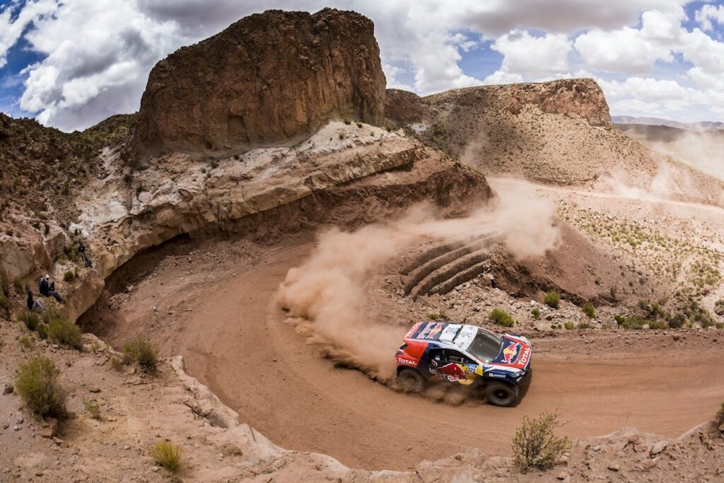 Racing The Dakar Rally in South America