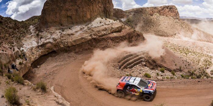 Dakar Rally Argentina Scenery
