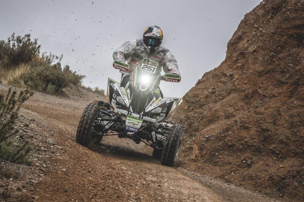 Dakar Rally Quad - Oruro Bolivia