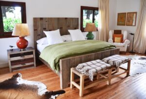 Estancia El Boqueron, Argentina - Bedroom